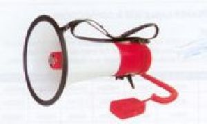 Safety Megaphone