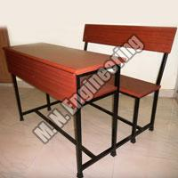 College & University Classes Compact Desk