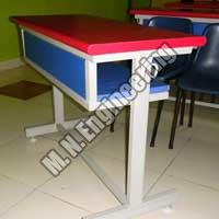 Compact Desk Bench 02