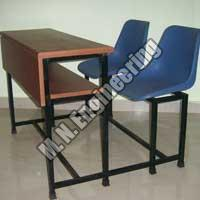 Double Joint School Desk (DJSD 005)