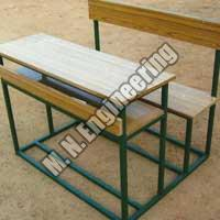 Double Joint School Desk (DJSD 001)