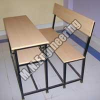 Double Joint School Desk (DJSD 002)