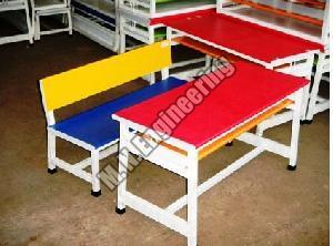 Nursery School Bench 03