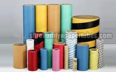 Textile Wrapping Paper Tubes