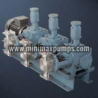 Triplex Plunger Metering Pump