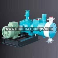 Hydraulic  Actuated Diaphragm Pump (HDMP-35S2)