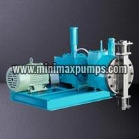 Hydraulic Actuated Diaphragm Pump (HDMP-60S3)