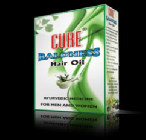 Cure Baldness Hair Oil 01