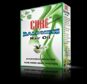 Cure Baldness Hair Oil