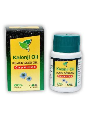 Kalonji Oil Capsules