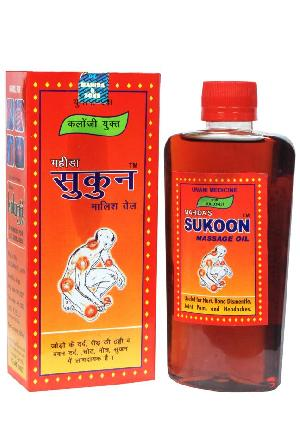 Sukoon Massage Oil 03