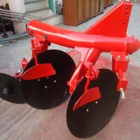 European Type Disc Plough