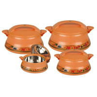 Plastic Tofel 4pc Set