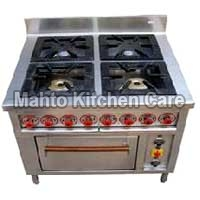 Four Burner Oven