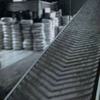 Chevron Cleated Conveyor Belt