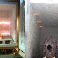 Gas Fire Furnace