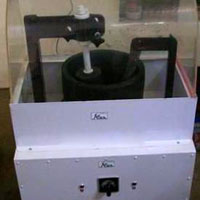 Lab Type End Runner Mill