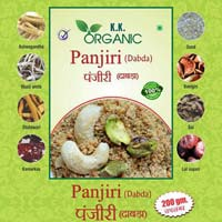 Organic Nutritional Mix Panjiri