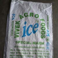 HDPE Woven Sacks With/Without Lamination