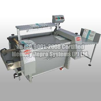 Gluing and Pressing Machine