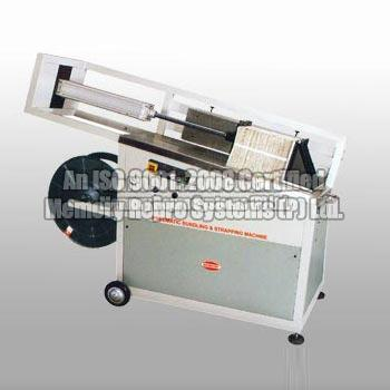 Pneumatic Bundling and Strapping Machine
