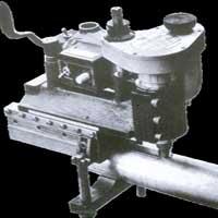 Portable Keyway Milling Machine