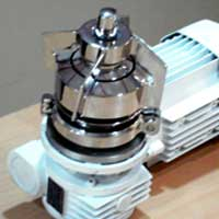 Magnetic Drive Mixers