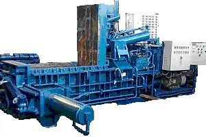 Triple Compression Jumbo machine