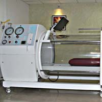 India. Hyperbaric Hyperbaric Oxygen Therapy Chamber
