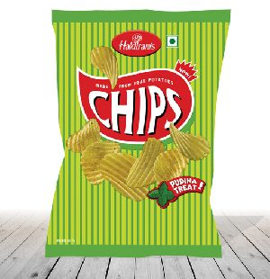 pudina chips
