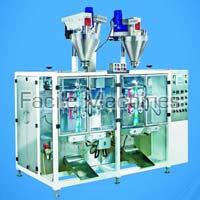Double Head Automatic Pouch Packing Machine (PPM-6000)