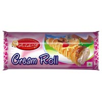 Laminated Cream Rolls Packaging Pouches