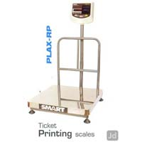 Ticket Printing Scale