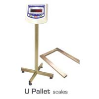 U Pallet Weighing Scale