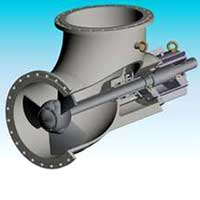 Axial Flow Propeller Pump