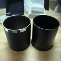 Powder Coated Stainless Steel Dustbin