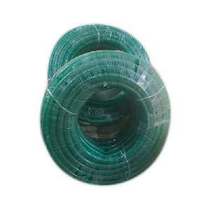 PVC Green Braided Garden Pipe