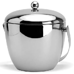 Apple Shaped Ice Bucket