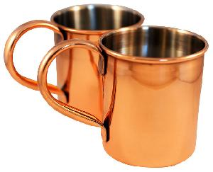 Copper Coffee Mugs