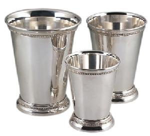 Stainless Steel Mint Julep Cup Set