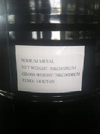 Na 99.7% Metallic Sodium