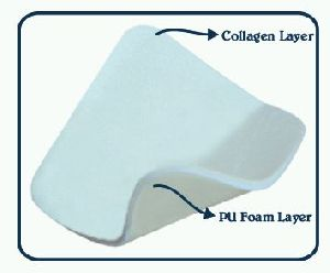 BioFil Sterile Collagen Absorbent Foam Dressing
