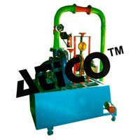 Closed Circuit Francis Turbine Test Rig 5 Hp Capacity