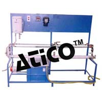 Counter Flow Heat Exchanger