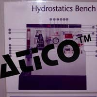 Hydrostatic Bench Apparatus