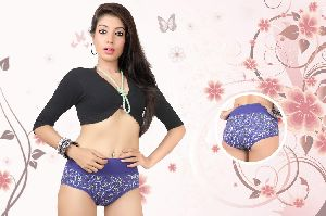 Ladies Printed Panty 07