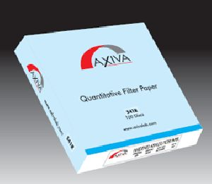AXIVA HARDENED ASHLESS FILTER PAPER-R SERIES