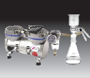 MEMBRANE FILTRATION ASSEMBLY - GLASS
