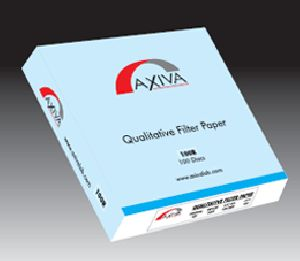 QUALITATIVE FILTER PAPERS - R SERIES -11m