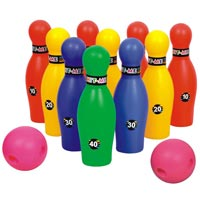 Bowling Set Junior 10 Pin